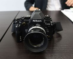 Nikon Df of Mr.Goto